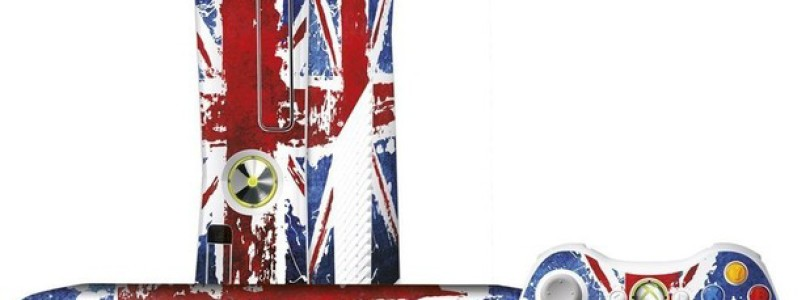 Union Jack Xbox 360 Kinect Bundle Launching May 25
