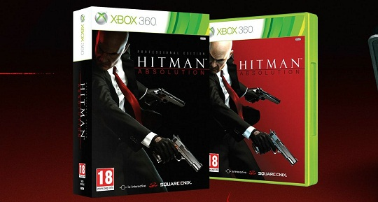 Hitman Absolution Professional Edition This Is Xbox