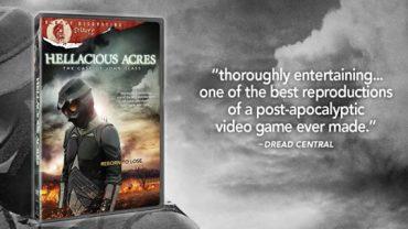 Hellacious Acres: The Case of John Glass – Humorous Take on Post-Apocalyptic Games