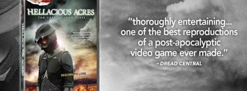 Hellacious Acres: The Case of John Glass – Humorous Take on Post-Apocalyptic Games