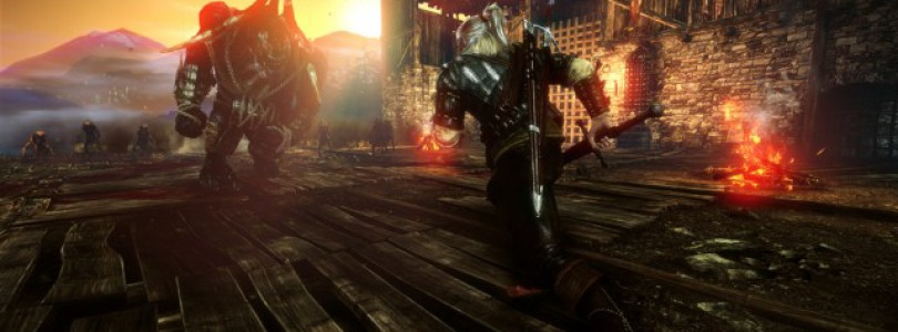 UK Weekend Give-Away – Win The Witcher 2 for Xbox 360 [CLOSED]