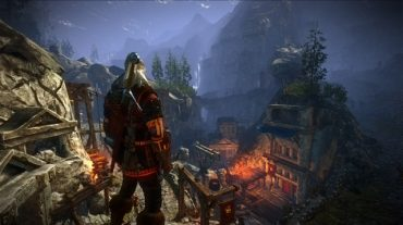 The Witcher 2: Assassins of Kings Launch Trailer