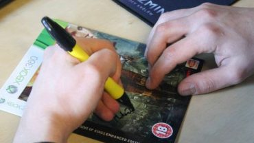 The Witcher 2: Enhanced Edition Launch Copies Signed by Devs on Amazon UK