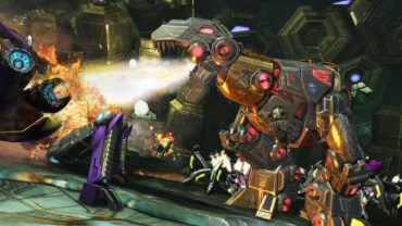 Dinobots To Star In Transformers: Fall of Cybertron