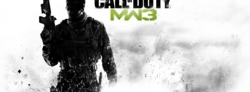Call of Duty MW3 DLC Half Price for One Week Only