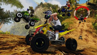 Ubisoft Dates XBLA Mad Riders for May 30