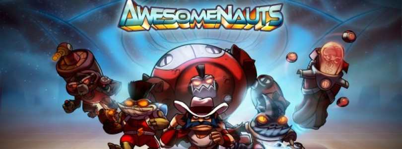 Awesomenauts Update: Live Today!