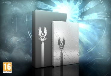 Microsoft Announces Halo 4 Limited Edition