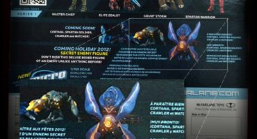 Halo 4 Enemies Watcher and Crawler Outed Via Toy Box