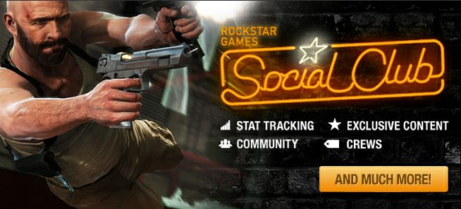 The All-New Rockstar Games Social Club | This Is Xbox