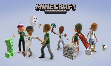 Minecraft Xbox360 Update