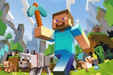UK Minecraft Xbox 360 Edition Retail Dated June 28