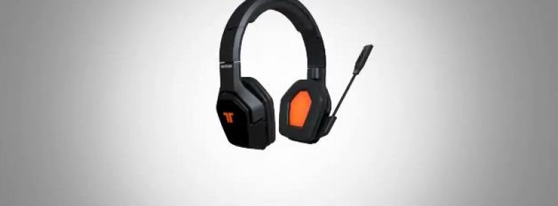 Tritton Primer Wireless Stereo Headset from MadCatz Out Now