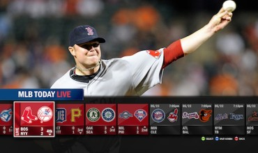 Major League Baseball App Launches on Xbox LIVE