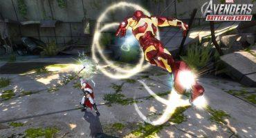Marvel Avengers: Battle For Earth Kinect – First Screenshot