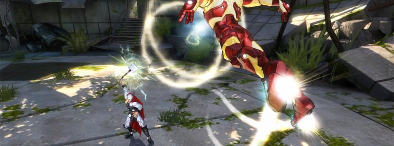 Marvel Avengers: Battle For Earth Kinect – First Screenshot