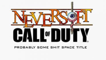 NeverSoft Dev's Working on Call of Duty Title