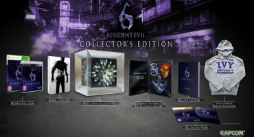 Resident Evil 6 Collector's Edition for Europe