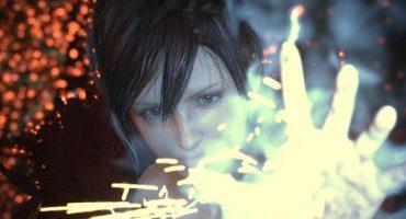 Final Fantasy Demo Running on Next Gen Luminous Engine