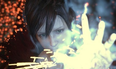 Final Fantasy Demo Running on Next Gen Luminous Engine