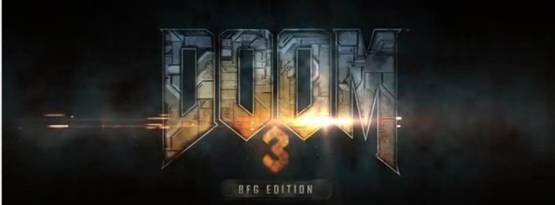 DOOM 3 BFG Edition Dated October 19