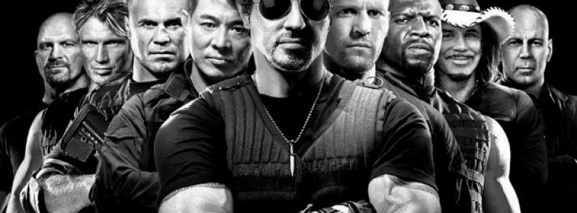 The Expendables 2 Videogame Set For XBLA This Summer
