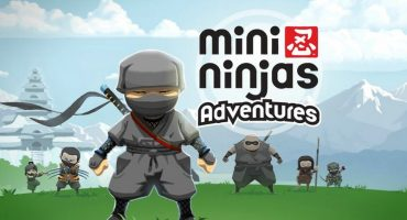 Kinect Mini Ninjas Adventures – Out Now