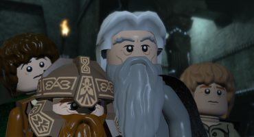 LEGO Lord of the Rings Trailer – Pre E3