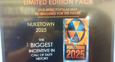 Activision Confirm Nuketown Re-imagined for Black Ops II