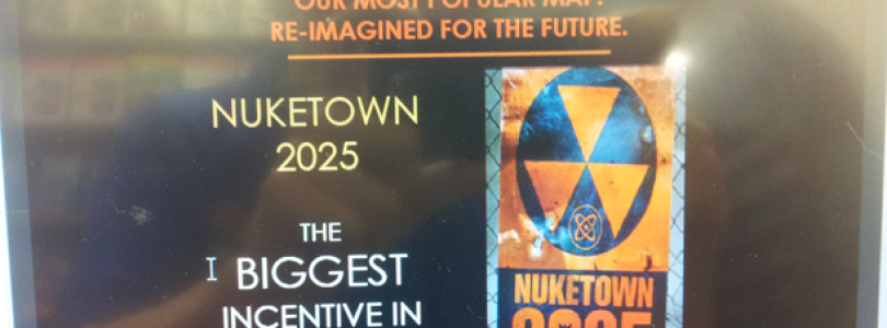 Black Ops II – Nuketown Returns As Pre-Order Incentive