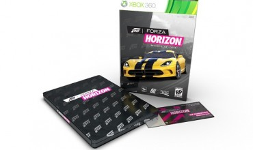 Forza Horizon Collector's Edition and Pre-Order Details For The Win