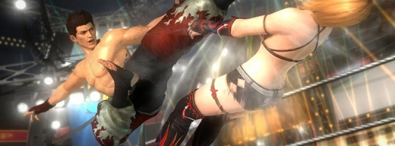 DEAD OR ALIVE 5 – Tag Team Action Trailer