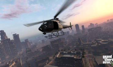 Two New Sexy GTA V Screens