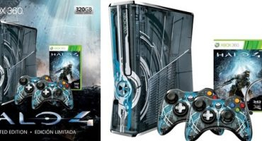 Microsoft Accidentally Let Slip Custom Designed Halo 4 Console Bundle