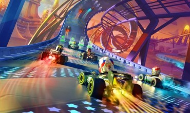 Formula One As You've Never Seen Before With F1 Race Stars This Fall