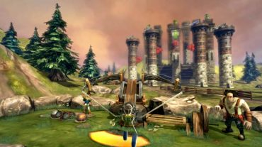 Summer of Arcade 2012: Wreckateer Review