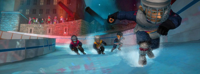 Red Bull Crashed Ice Kinect Game For Winter