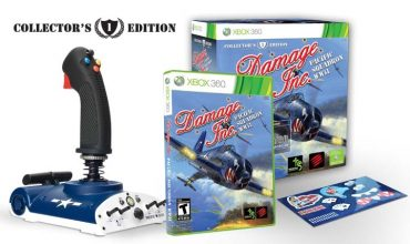 Damage Inc. Pacific Squadron WWII from Mad Catz Out Now