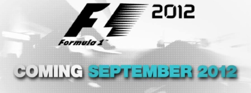 F1 2012 Races Into Stores Today