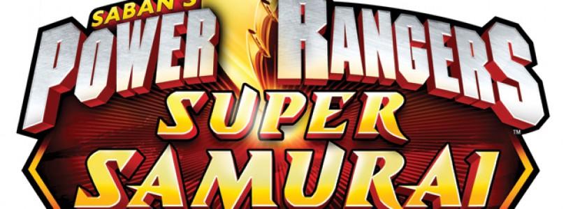Power Rangers Super Samurai for Kinect this Winter