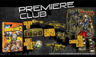 First Add-On Content Campaign for Borderlands 2 – Now Available Worldwide