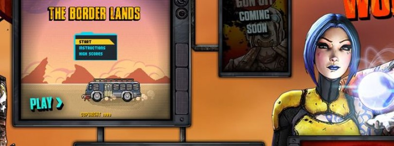 Borderlands Receives A Retro Demake