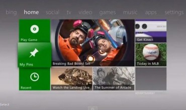 New Upcoming Xbox Dashboard To Feature Your Chosen Pinned Content