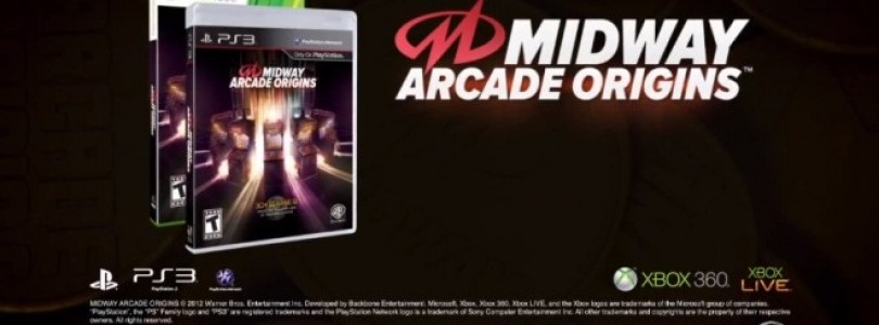 Midway Arcade Origins – Compilation of more than 30 Classics