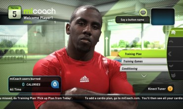 Adidas miCoach Kinect Review