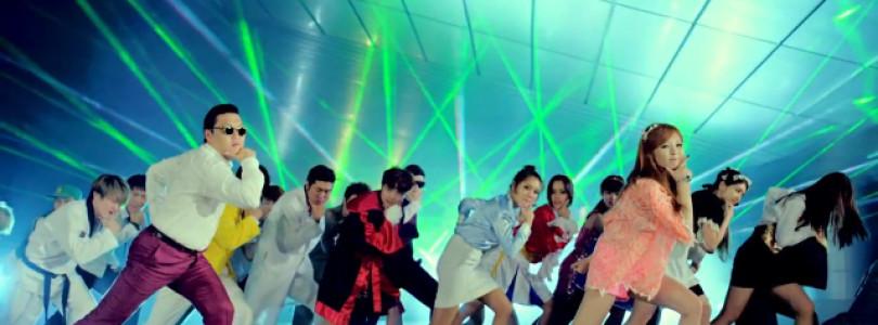 Gangnam Style DLC for Just Dance 4