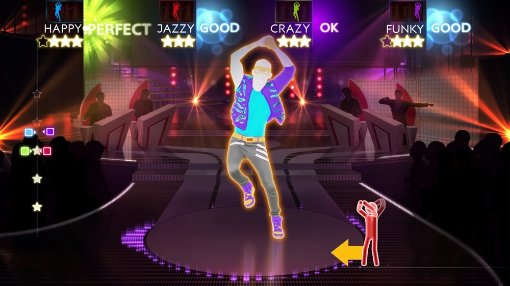 just dance 4 review this is xbox. Black Bedroom Furniture Sets. Home Design Ideas
