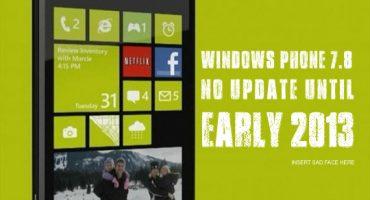 Nokia Confirms Windows Phone 7.8 Update In A Few Days