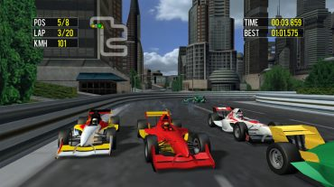 Racedrome City released on Xbox LIVE Indie Games