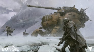 Bungie's Destiny Story Has Been Leaked With Concept Art